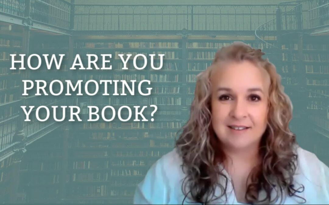 How are you promoting your book?
